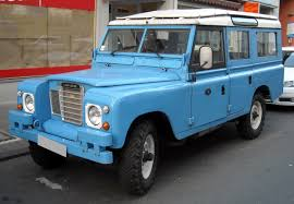 70s land rover rover 109
