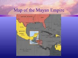 mayan empire map mesoamerican civilizations
