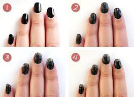 Nail Art Designs For New Years Eve Easy Step By Step Happy New Year Eve 2014 2015 Nail Art Tutorials