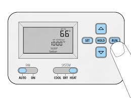 how to set a thermostat 14 steps with pictures wikihow