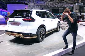 new nissan concept 2018 nissan x trail latest news concept release date price rumors
