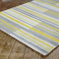 Grey Striped Rug Yellow And Grey Rug Amazon Yellow And Grey Rug Next Yellow And