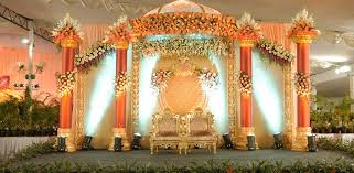 Wedding Hall Decorations Wedding Stage Decoration Price Chennai Stage Decoration Design