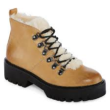 womens hiking boots groove hadley womens hiking boots jcpenney