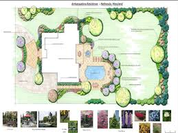Backyard Plans by Unique Backyard Design Plans With Home Decoration For Interior
