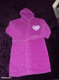 robe de chambre violetta robe de chambre violetta 8 ans style robes