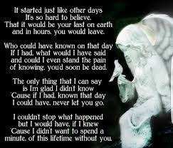Quotes About A Passed Loved One by Missing A Loved One In Heaven Home Facebook