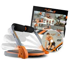 flex core 8 ab workout and exercise machine