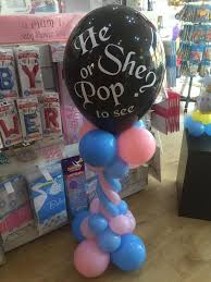 gender reveal balloons gender reveal balloons uk bristol
