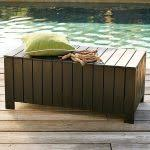keter patio deck storage kmart outdoor wicker storage chest bench