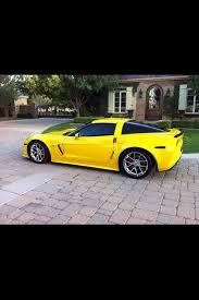 fast glass corvette best 25 yellow corvette ideas on chevrolet corvette