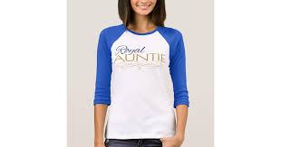 baby shower shirts royal auntie royal prince baby shower shirt zazzle