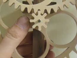 7 Free Wooden Gear Clock Plans by Some Tips To Help Your Wooden Gear Clock Keep Ticking Youtube