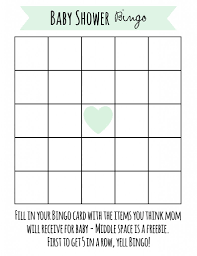 free printable baby shower bingo frugal fanatic