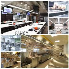 culinary arts certification facilities design and planning