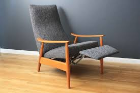Mid Century Modern Furniture San Francisco by Vintage Mid Century Milo Baughman Recliner At 1stdibs