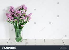 Flowers In A Vase Images Home Interior Decorbouquet Pink Flowers Vase Stock Photo 437219287