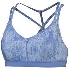 light purple sports bra puma yogini printed light support sports bra 40 liked on