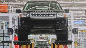 land rover britains jaguar land rover itv news