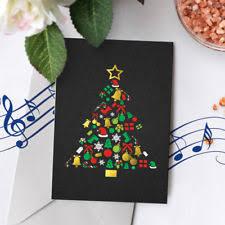 musical christmas cards ebay