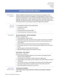bartending resume template resume templates for servers bartenders best of useful mixologist