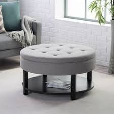 Noah Tufted Storage Ottoman Fabric Ottomans Sam Levitz Furniture My Style Pinterest