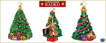christopher radko tree ornaments