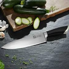 Wooden Handle Kitchen Knives by Senior Stainless Steel Wooden Handle Chop Bone Knife Cutting Tool