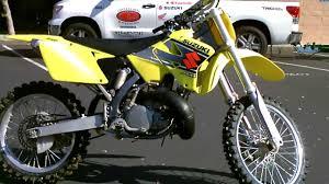 used motocross bikes contra costa powersports used 2002 suzuki rm250 2 stroke green