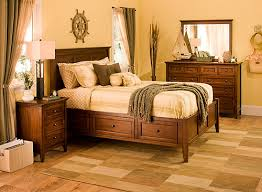cindy crawford bedroom set westlake 4 pc king platform bedroom set w storage bed cherry