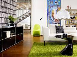 vitra panton chair chartreuse by verner panton 1999 designer