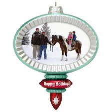family photo holder recordable ornament keepsake ornaments