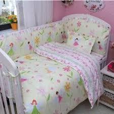 Duvet Cover For Baby 7pcs Set Baby Bedding Set 100 Cotton Crib Bedding Set Duvet Cover
