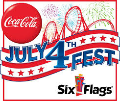 Six Flag Fright Fest Tickets Scvnews Com Six Flags Magic Mountain Hosts Coca Cola July 4th