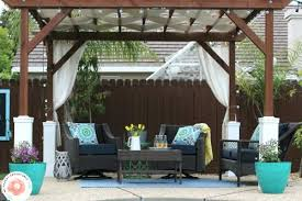 Cheap Pergola Ideas by Easy Pergola Build Cheap Easy Diy Pergola Easy To Build Arbor