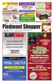 piedmont shopper 11 28 13 by piedmont shopper issuu