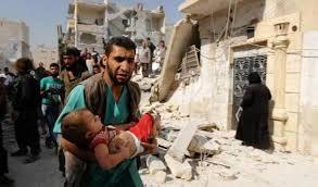 si e de siria il mondo e noi se non si siede al tavolo si finisce nel