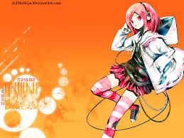 anime music girl wallpaper anime music girl wallpaper by meikiyu on deviantart