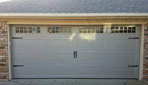 Garage Door Designs Carriage Garage Door Windows Licious Idea Diy Faux Doors