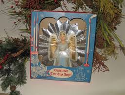 vintage tree topper collection on ebay