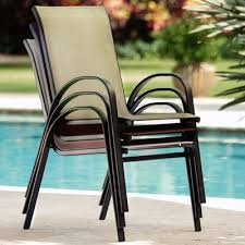 Patio Stack Chairs Stackable Aluminum Patio Chairs With Stacking Patio Chairs