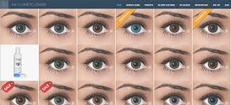 halloween color contact lenses my cosmetic lenses u2013 mikhila com