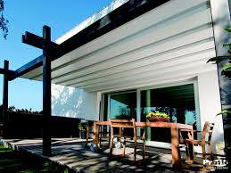 Awning System The Stil Pergola Awning System Canopies Sunair