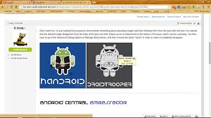 android central forums guide how to post screenshots on android central android forums