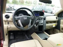 2015 honda pilot interior beige interior 2013 honda pilot ex l 4wd photo 71594136