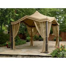 Replacement Canopy by Garden Oasis Replacement Canopy For Peaked Top Gazebo Shop Your
