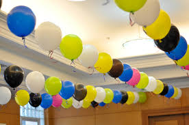 birthday decoration in room for husband image inspiration of