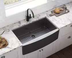 is an apron sink the same as a farmhouse sink the best farmhouse sink models for the kitchen bob vila