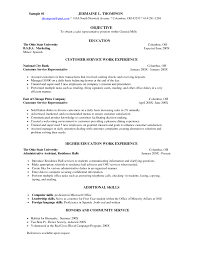 cover letter food service resumes food service resume objective