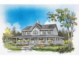 Eplans Farmhouse 117 Best Farmhouse Floor Plans Images On Pinterest Country House
